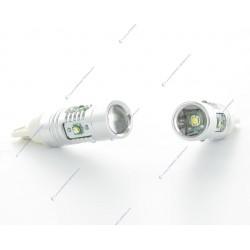Lampadine 2 x 5 LED creati - Cree - T10 W5W