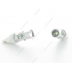 2 x 5 LEDs bulbs CREE - LED CREE - T15 W16W