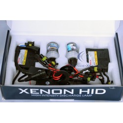Kit HID - H11 8000K - Slim rally cup 55W Ballast