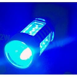 2 x Lampade 6 LED CREE Alta potenza 30W - P21W
