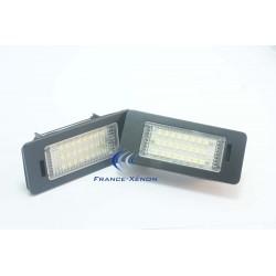 LEDs Module licence plate VAG AUDI A1, A5 & TT MK2