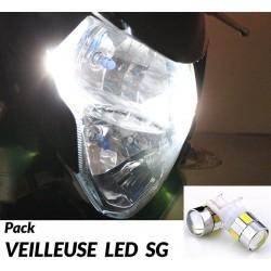 Pack veilleuse à LED effet xenon pour Scarabeo 125 (RB) - APRILIA
