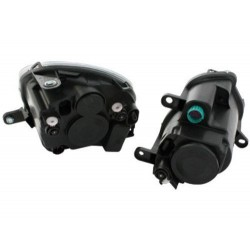 DECTANE OETEC phares FIAT 500 après 2007 BLACK EDITION