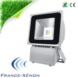 80W LED projector - IP65 - equivalent 700W