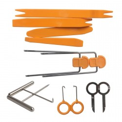 Set 12 disassembly tools trim