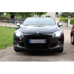 Pack FULL Xenon Renault Megane 3 Ph2 - dipped-beam headlamps + lights road