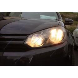 Pack FULL LED - VW POLO 6R - BLANC