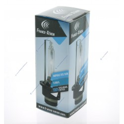 1 X D6S 4300K FRANCE XENON BULB - 4 YEARS WARRANTY