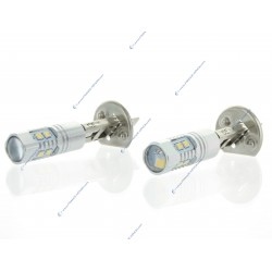 2 x 10 LED bulbs h1 ss hp
