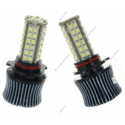 2x FOG light 9006 HB4 20W CANBUS  - Warranty 2 Years