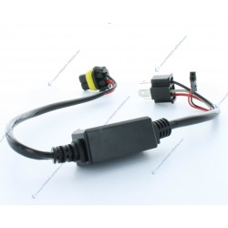 2x anti-error beam hb5 9007 rr - Car multiplexed - year housing