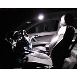 Pack interior LED - Audi 80 - WHITE