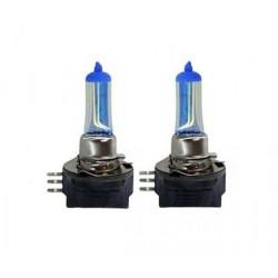 2 x H15 5000K-Lampen 60 / 55W Super-Weiß - Frankreich-Xenon
