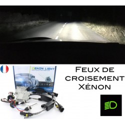 Low Beam Xenon Conversion - Error  free for SCUDO Camionnette (270_) - FIAT