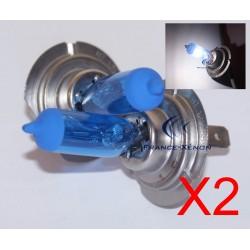 2 x 70W Glühbirnen h7 24v Super-Weiß - Frankreich-Xenon
