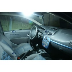 Pack FULL LED - CLIO 3 - weiss