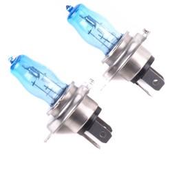 2 x Ampoules H4 100/90W 6000K HOD Xtrem - FRANCE-XENON