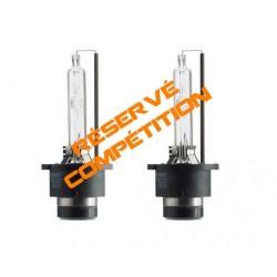 2 x Ampoules xénon D2S/D2R - 4300K