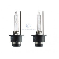 2 x D2S - 6000K -  55W lampen