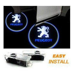 2x logo coming home integrated type m9 - Peugeot