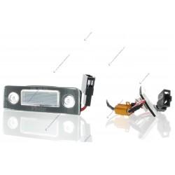 Paquete de modulos de placa trasera Skoda octavia 2 (1Z) , Roomster (5J)
