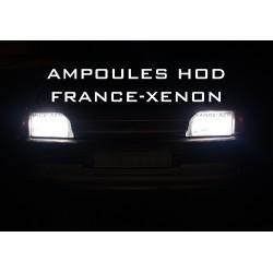 2 x 55W Glühbirnen h7 12v Super-Weiß - Frankreich-Xenon