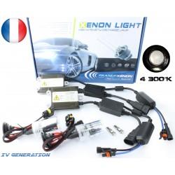H15 - 4300K - Ballast Luxus xpu FDR3 + Auto