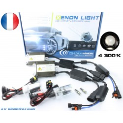 H15 HID Kit - Lux CANBUS Ballast - 4300K
