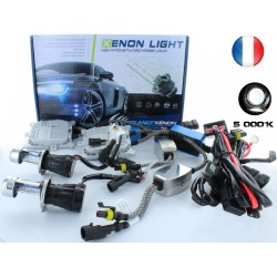 H4-3 - 5000K - Bi-Xénon SD2+ XPU Performance Luxe - voiture