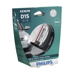 Ampoule D1S Philips xénon x-tremevision +150% Gen2 85415XV2S1