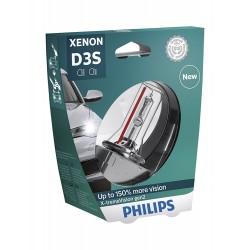 Ampoule D3S Philips xénon x-tremevision Gen2 42403XV2S1