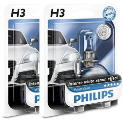 SP2 bulbs philips WhiteVision h3 - 60%