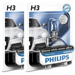 SP2 Glühbirnen philips WhiteVision h3 + 60%