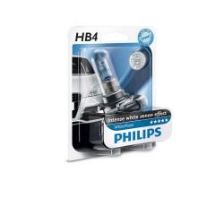 Pack 2 HB4 9006 philips light bulbs WhiteVision 55w - 60%