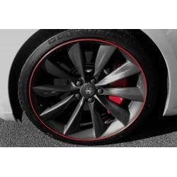 8M Reifen-Kleber-Aufkleber-Auto-Rad-Naben-Reifen