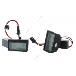 LED Targa Mercedes Benz ML II W164