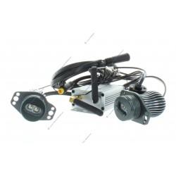 Pack 2 Glühbirnen Engelsaugen E90 20W RGB PH1 - 2 Jahre Garantie