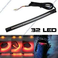 Strip 32 LED night light / stop and flashing
