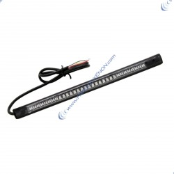 Strip 48 LED night light / stop and flashing