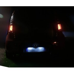 Pack FULL LED - KIA SOUL V1 - BLANC