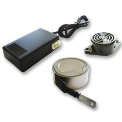 Magnetische Umkehrung der Radar - Sensor