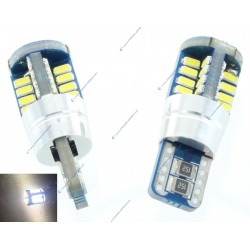 2 x BULBS 40 LEDS 360° CANBUS - T10 W5W