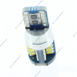 2 x AMPOULES 40 LEDS 360° CANBUS - T10 W5W