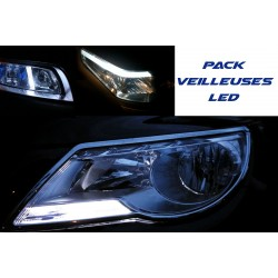 Pack Veilleuses LED pour Nissan - Qashqai phase 1