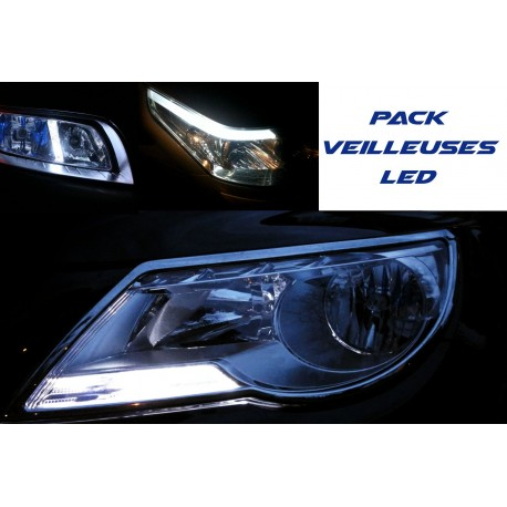 pack ampoules led veilleuses pour peugeot 207. Black Bedroom Furniture Sets. Home Design Ideas
