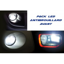 Pack antibrouillards avant LED pour Dacia - Duster phase 1