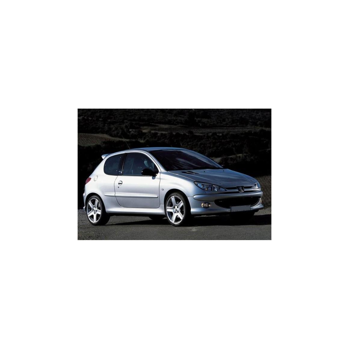Montage-Peugeot 206