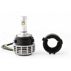 2 Adaptateurs LED Porte Ampoules Golf 6 / 7, Scirocco