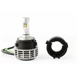 2 LED-Birnen-Adapter Golf 6/7, Scirocco