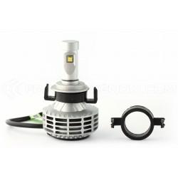 2 adapters LED bulbs door Peugeot Citroen Renault Ford